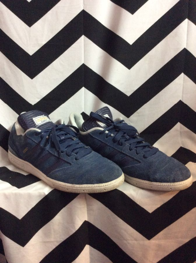 ADIDAS BUSENITZ SUEDE SHOES 2