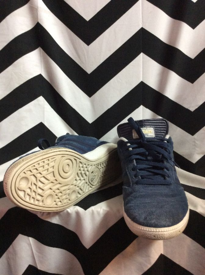 ADIDAS BUSENITZ SUEDE SHOES 4