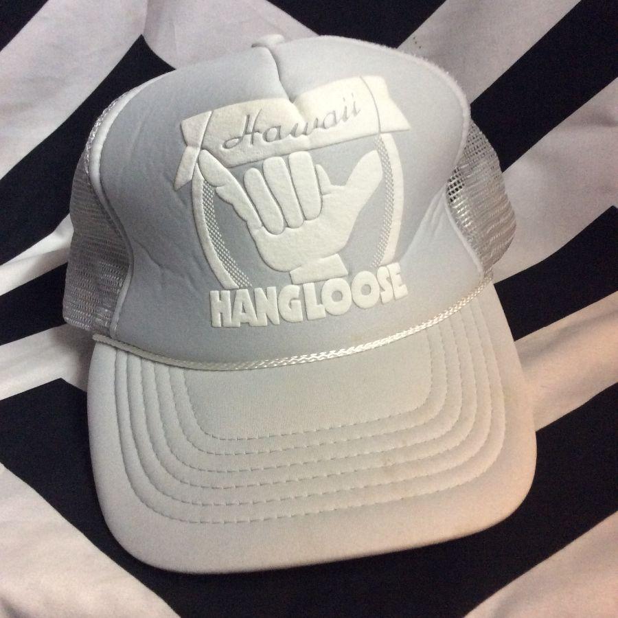 3fd55aa5bce HAWAII HANGLOOSE TRUCKER HAT » Boardwalk Vintage