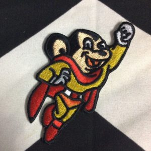 BW PATCH MIGHTY MOUSE PATCH 1
