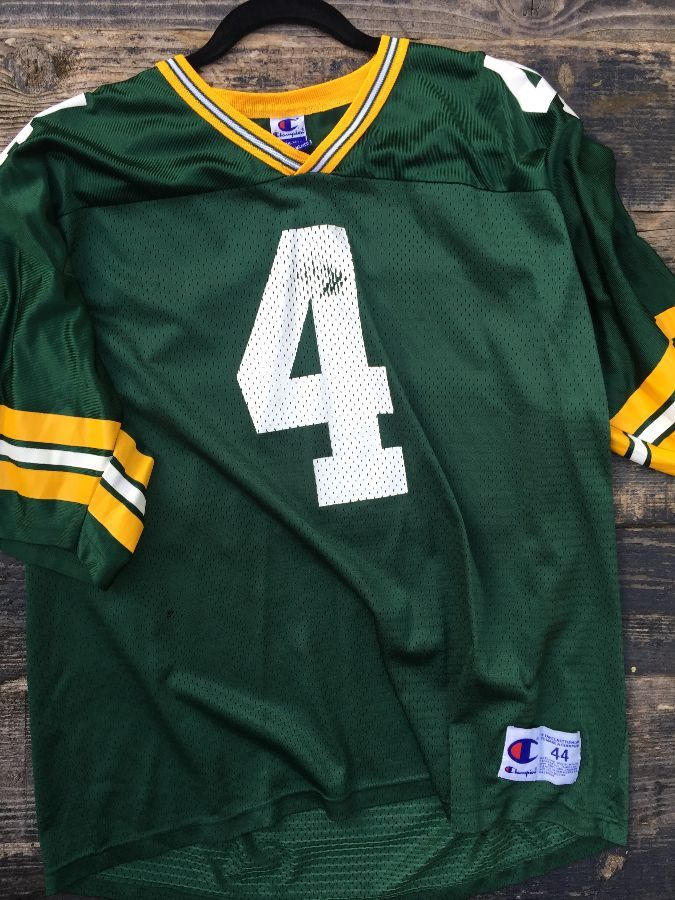 NFL Greenbay Packers #4 Farve Jersey 1