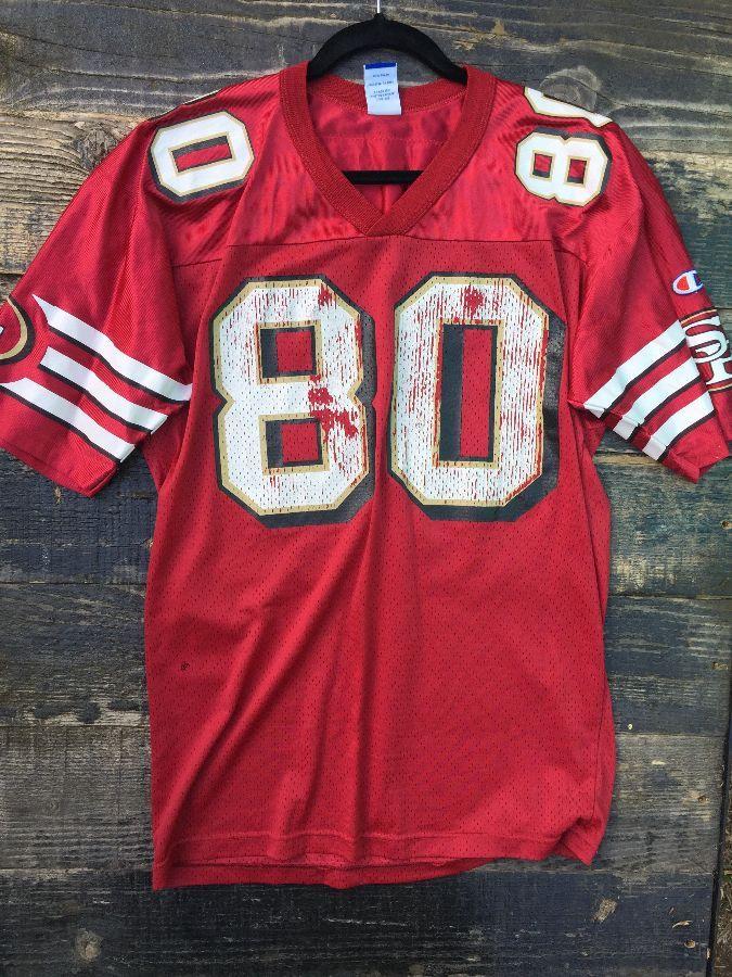 NFL San Francisco 49ers #80 Rice Jersey 1
