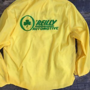 O RIELYS AUTOMOTIVE COACHES JACKET 1