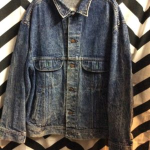 OVERSIZED DENIM JACKET BD SNOWWASH 1