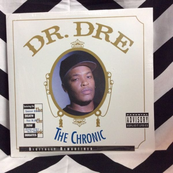 product details: BW VINYL DR DRE THE CHRONIC photo