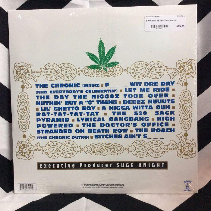 BW VINYL Dr Dre The Chronic 2