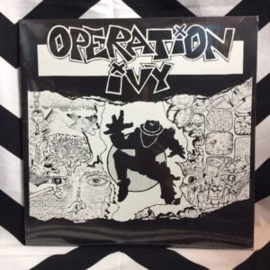 BW VINYL Operation Ivy Energy 1