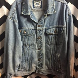 Classic LEE denim jacket 1