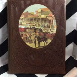 THE OLD WEST BOOK SERIES- The Townsmen 1