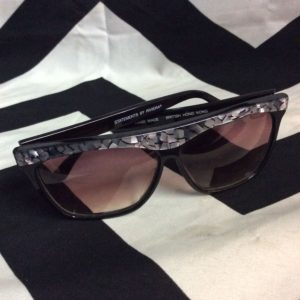 RETRO STATEMENTS SUNGLASSES BY RIVIERA 1