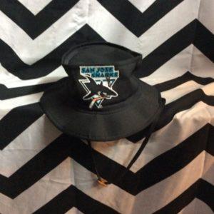 NHL San Jose Sharks bucket hat 1