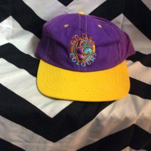 Cross Colors hat 1