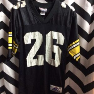 NFL Pittsburg Steelers #26 Woodson 1