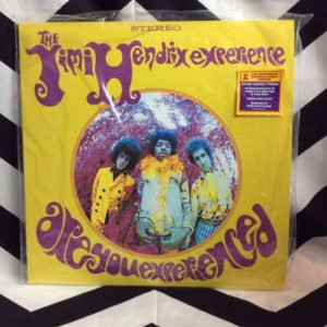 BW VINYL Jimmi Hendrix Experience Are you experienced 1