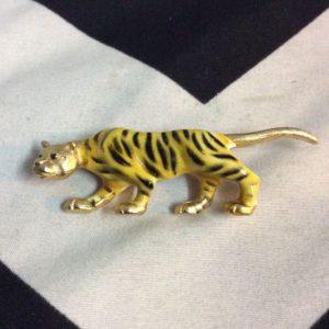PIN HARD ENAMEL TIGER 1