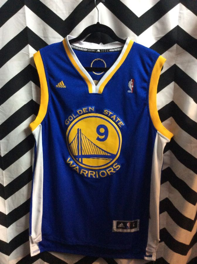new concept 3146d a168f GOLDEN STATE WARRIORS JERSEY ANDRE IGUODALA #9