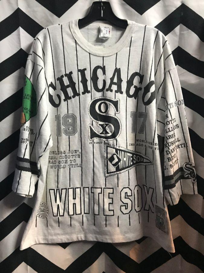 half off 176bc ff3c9 chicago white sox t shirts vintage