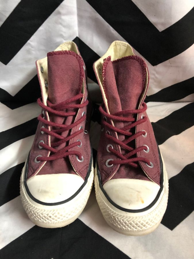b69fd2228fda CONVERSE SNEAKERS W  HIGH-TOP   LACE-UP » Boardwalk Vintage