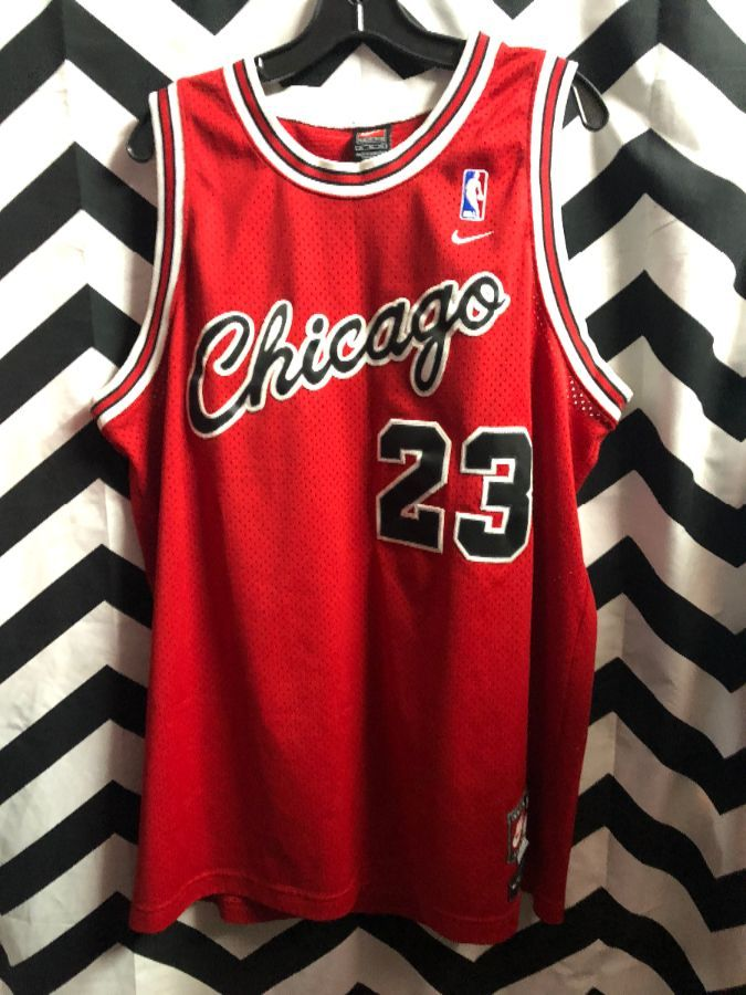 NIKE CHICAGO BULLS BASKETBALL JERSEY