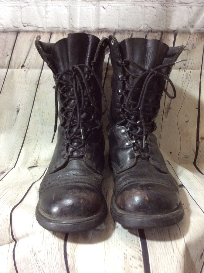 COMBAT BOOTS CLASSIC STYLE MENS