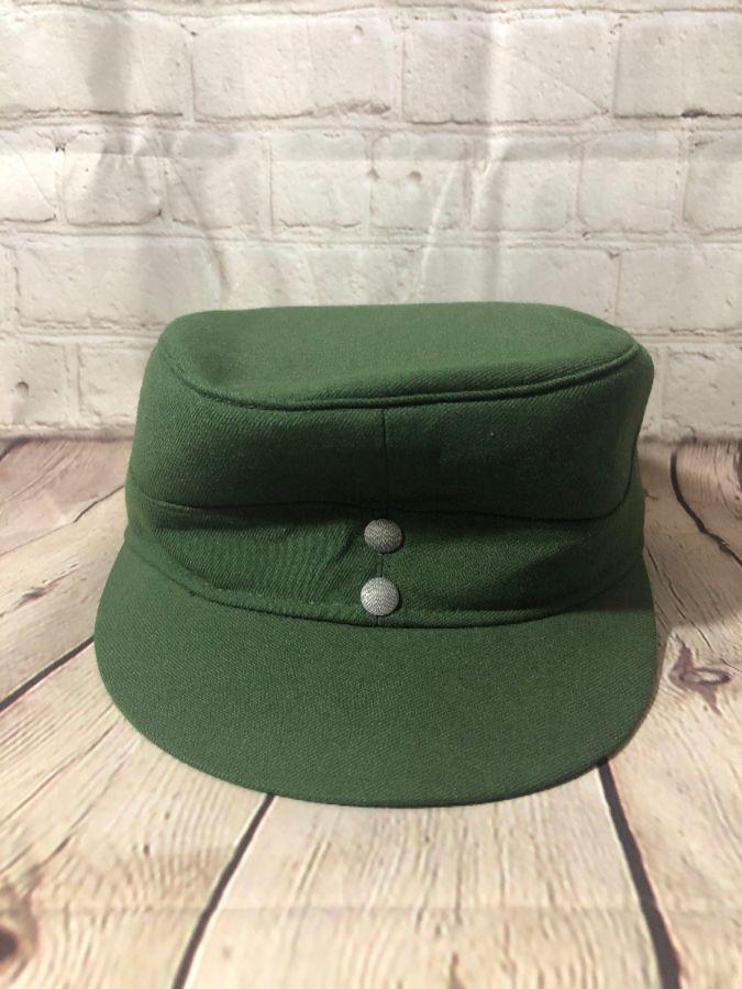 5c75e798 ALKERO GERMAN WWII STYLE MILITARY UNIFORM HAT » Boardwalk Vintage
