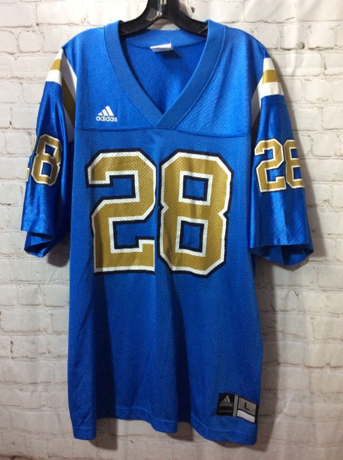 quality design 1a91c 5a215 FOOTBALL JERSEY #28 UCLA