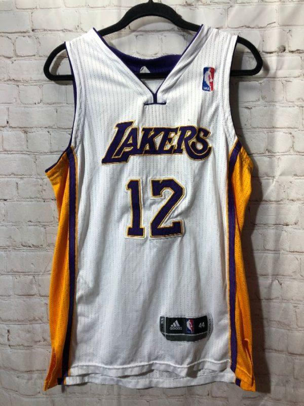 product details: BASKETBALL  JERSEY LAKERS 13 HOWARD NBA ADIDAS photo