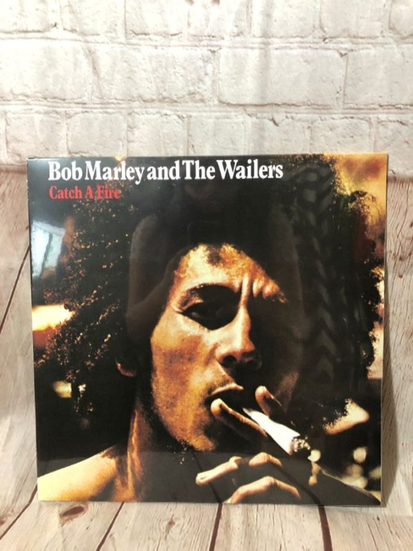 product details: VINYL RECORD BOB MARLEY AND THE WAILERS - CATCH A FIRE photo