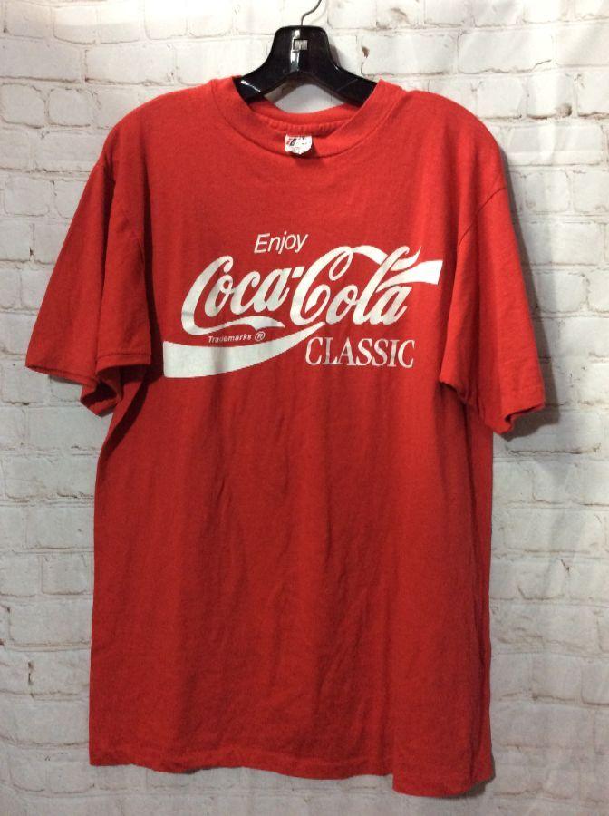 7770ab20 Achat t shirt coca cola vintage | Plein 99 livraison gratuite