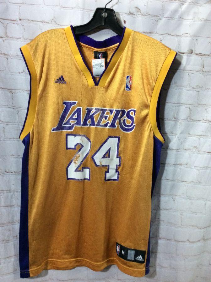 best website 6b592 31f55 NBA JERSEY LOS ANGELES LAKERS #24 BRYANT