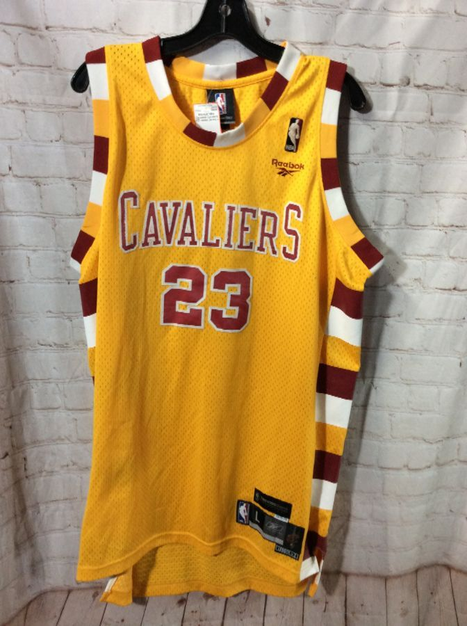 official photos 52ca1 93d3e NBA JERSEY CLEVELAND CAVALIERS #23 JAMES JERSEY