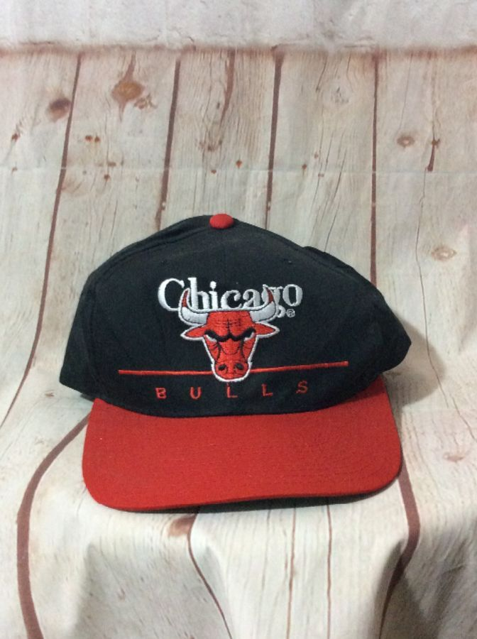88e8e3c8798 CHICAGO BULLS SNAPBACK BASEBALL CAP » Boardwalk Vintage