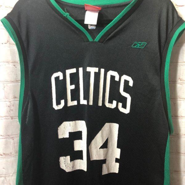 NBA BOSTON CELTICS #34 PIERCE JERSEY COLORWAY