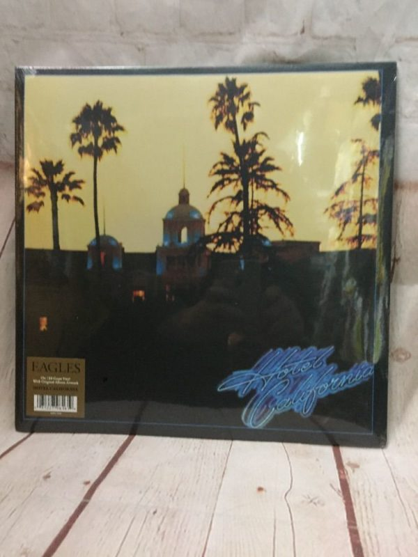 product details: VINYL RECORD EAGLES - HOTEL CALIFORNIA photo