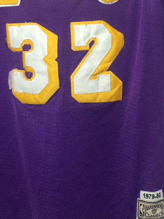 NBA LOS ANGELES LAKERS #32 JOHNSON BASKETBALL JERSEY