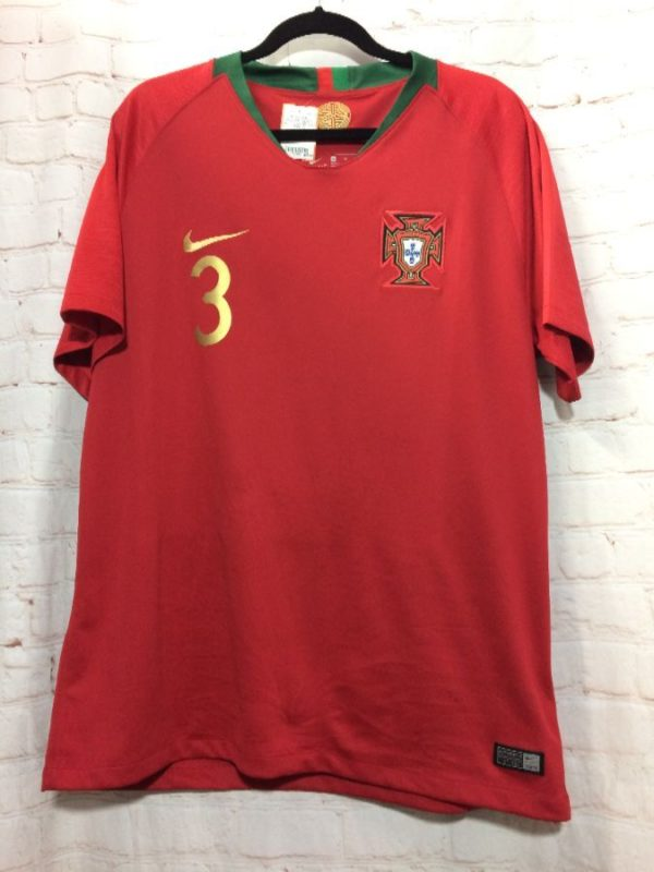 SOCCER JERSEY W/ GUCCI COLOR-WAY PORTUGAL PEPE #3