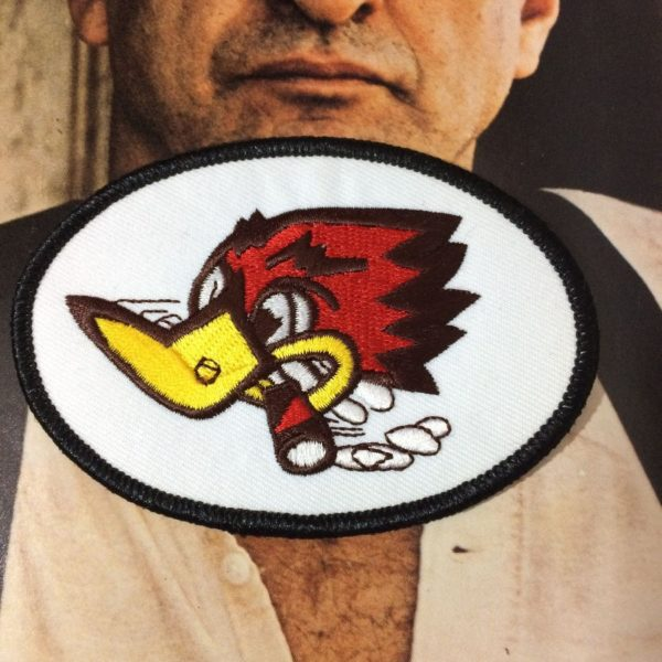 product details: BW PATCH- ROADRUNNER CIGAR photo