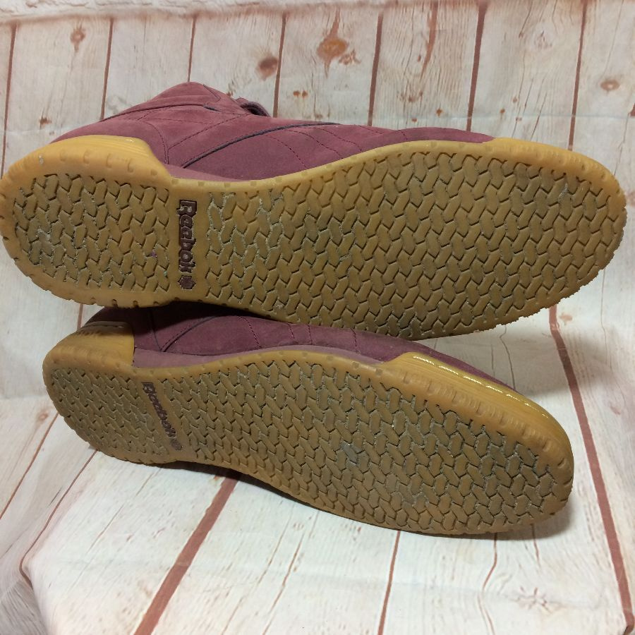 gum sole high tops
