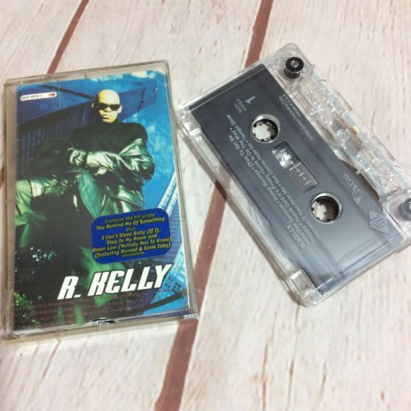 product details: CASSETTE TAPE - R KELLY - R KELLY photo