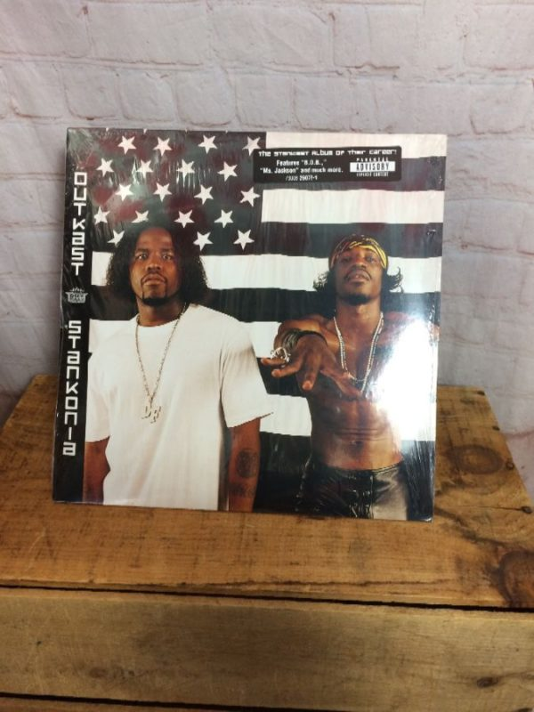 product details: OUTKAST - STANKONIA photo