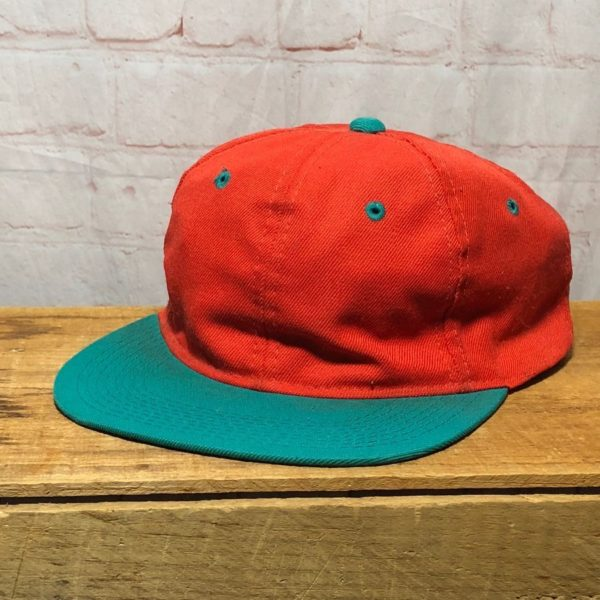 TWO TONE MIAMI DOLPHINS COLOR-WAY SNAPBACK HAT