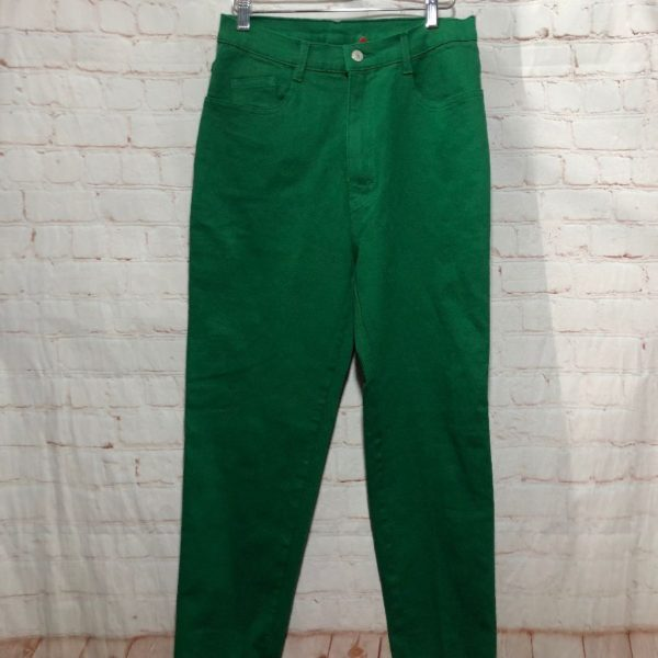 1990'S REGULAR SLIM FIT TAPERED LEG JORDACHE JEANS