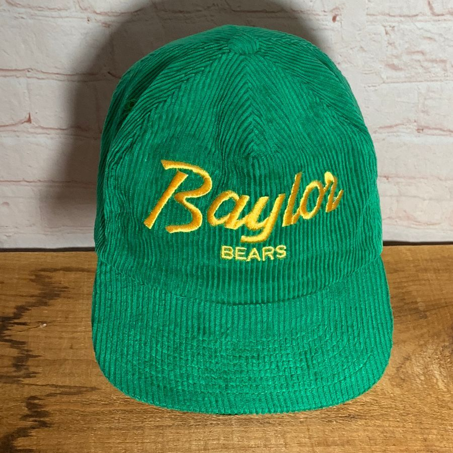 san francisco 53b98 11205 ... wholesale ncaa baylor bears corduroy baseball style hat 9bcc9 7b541