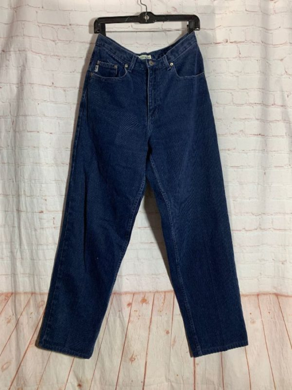 1990'S GUESS JEANS W/ HIGH WAIST & TAPERED LEGS