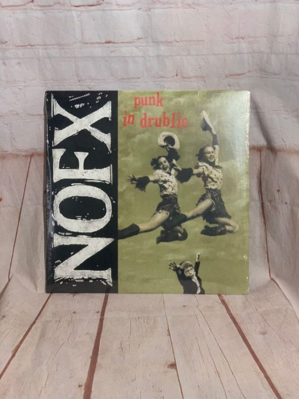 product details: VINYL RECORD NOFX - PUNK IN DRUBLIC photo