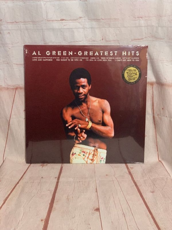 product details: VINYL RECORD AL GREEN - GREATEST HITS photo