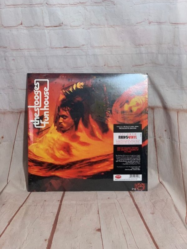 product details: VINYL RECORD THE STOOGES - FUNHOUSE photo