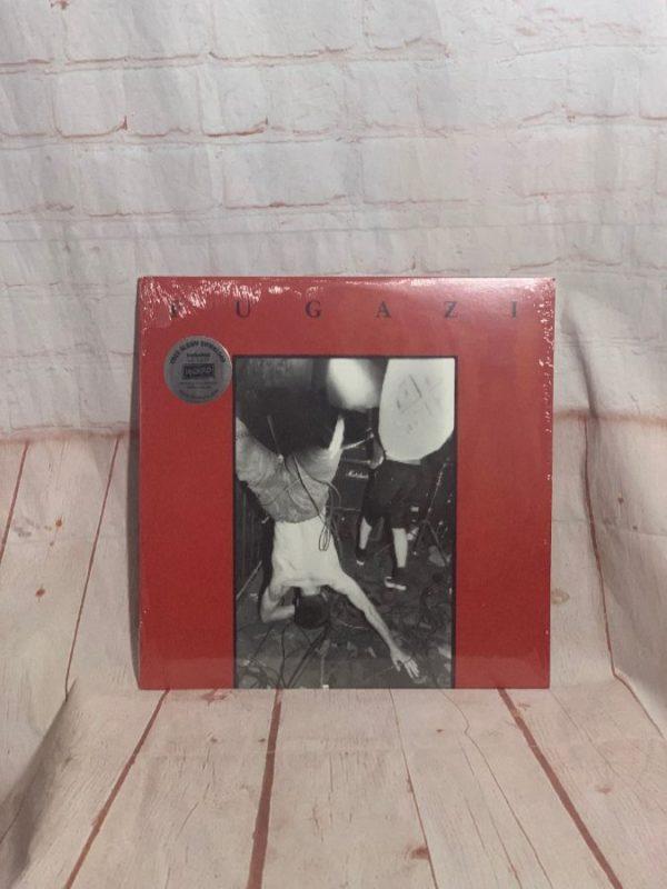 product details: VINYL RECORDS FUGAZI - SEVEN SONGS photo