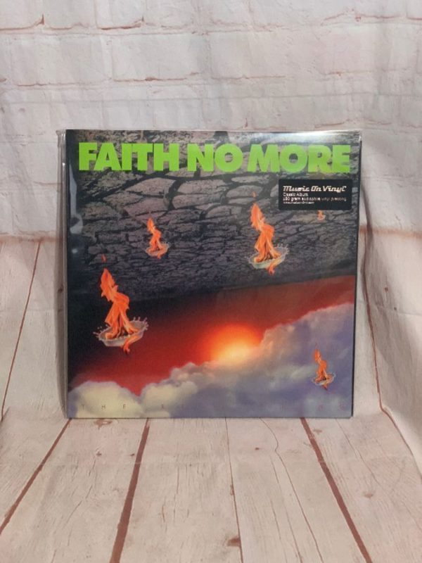 product details: VINYL RECORD FAITH NO MORE - THE REAL THING photo