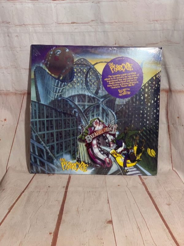 product details: VINYL RECORD THE PHARCYDE - BIZZARRE RIDE TO THE PHARCYDE photo